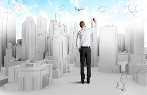 Abraham Cababie Daniel: ¿Cómo es la estructura de un edificio corporativo con tiendas comerciales?